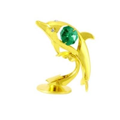Малък делфин злато