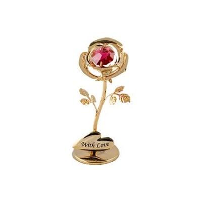 Роза златна