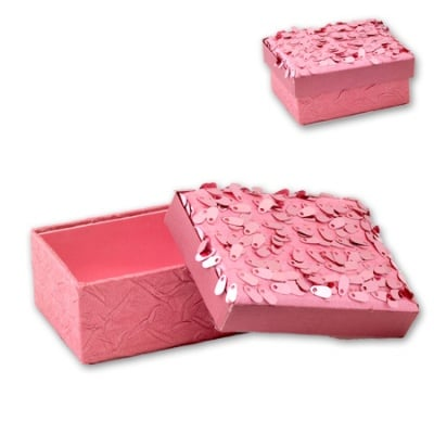 Кутия за бижута Pink малка