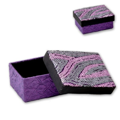 Кутия за бижута Lilac
