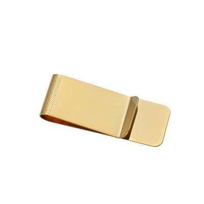 Щипка за пари златна