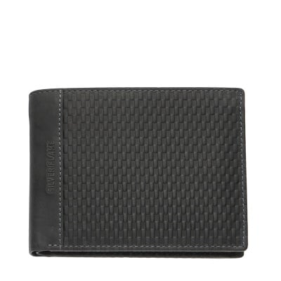 Мъжки портфейл SILVER FLAME - колекция Ретро