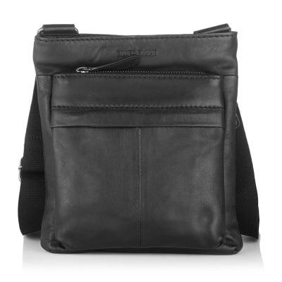 Мъжка чанта SAFARI - SILVER FLAME