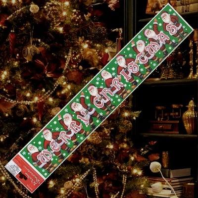 Стикер Дядо Коледа