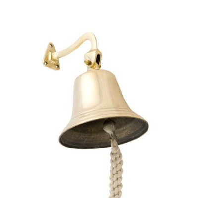 Камбана жълта