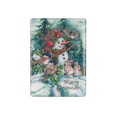 Коледен магнит Merry Christmas