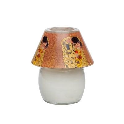 Свещник лампа целувката