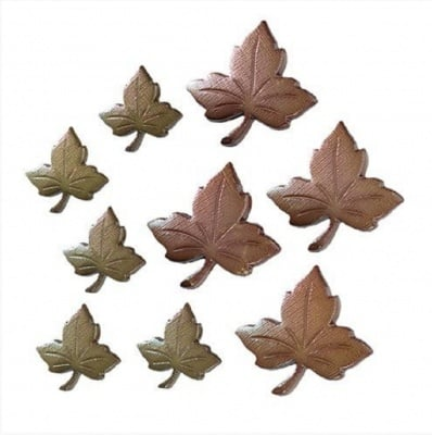 Копчета, Ivy leaves, 9 бр, зелени
