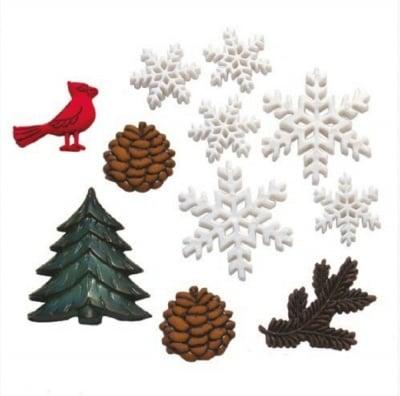 Копчета, Snow Woods,11 бр