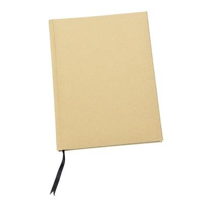 Дневник, 21 х 16 см, 70 листа, кафяв