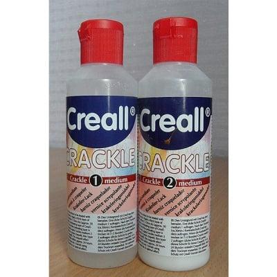 Старинно напукан ефект CREALL Crackle, 80 ml