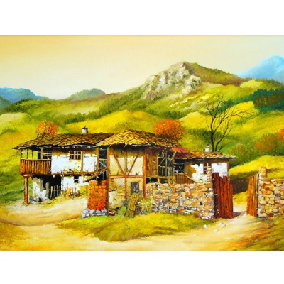 Комплект маслени бои ARTISTS' OIL, 20/50 ml, 36 цв.