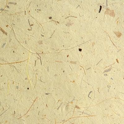 Хартия бананова с влакна, 35 g/m2, 50 x 70 cm, 1л, натурална