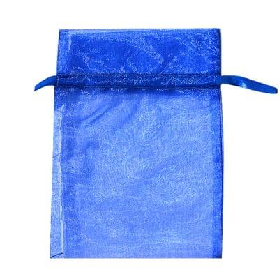 Торбичка подаръчна шифон, 12 x 17 cm