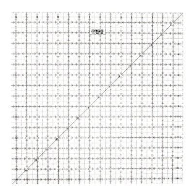 """Квадрат размерен, OLFA QR 16S, 16"""" x 16"""""""