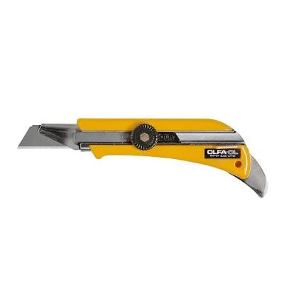 Макетен нож HEAVY, OLFA OL, 18 mm, LB, LBB