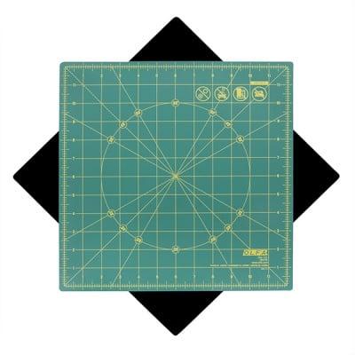 """Подложка за рязане въртяща, OLFA RM 12S, 12"""" x 12"""""""