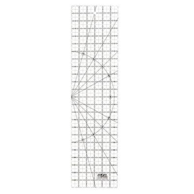 "Правоъгълник размерен, OLFA QR 6x24, 6"" x 24"""
