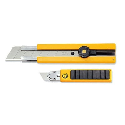 Макетен нож ULTRA HEAVY, OLFA H 1, 25mm HB, HBB