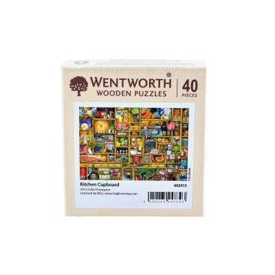 Пъзел художествен WENTWORTH, Kitchen cupboard, 40 части