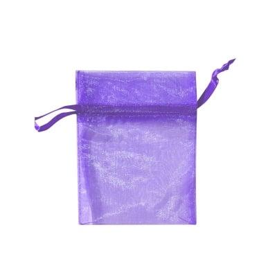 Торбичка подаръчна шифон, 9 x 12 cm