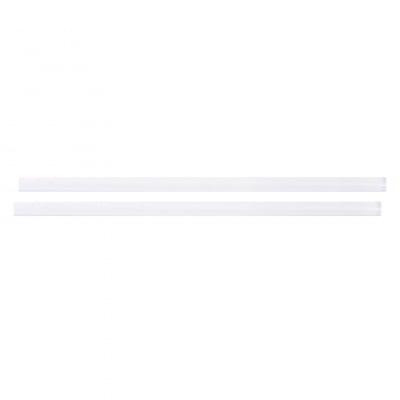 Силиконови пръчки ITT, бели , 7,4 x 300mm