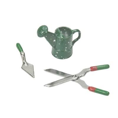 Градински инструменти - миниатюра, 3 бр.