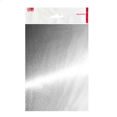 Алуминиево фолио, 20 х 30 см / 0,30 мм, 2 бр., сребро