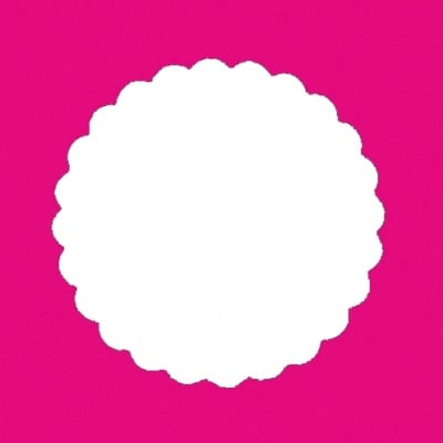 Пънч Typ L, Накъдрен кръг, ~ 3,8 cm