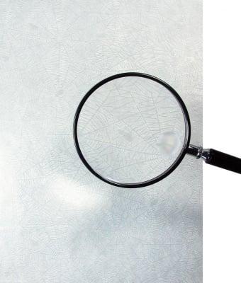 Хартия прозрачна паяжина, 42 g/m2, 50 x 70 cm, 1л, бяла