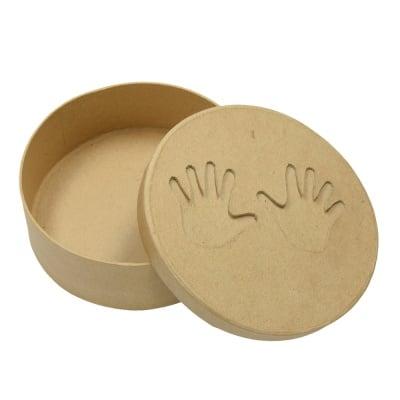 Картонена кутия, Бебешки ръчички, 15 х 5 cm