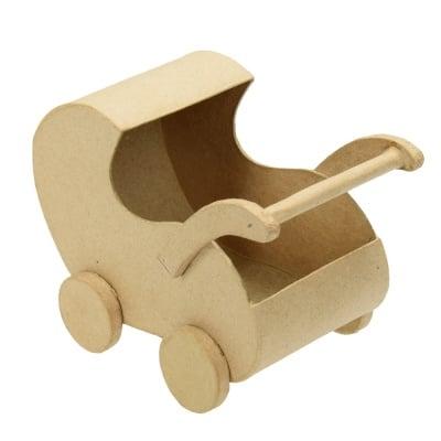 Картонена кутия, Бебешка количка, 5.5х11х8 cm