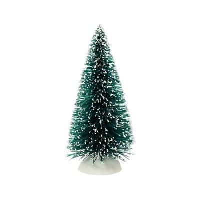 Декоративна елха,4 x 8 cm, полиестер