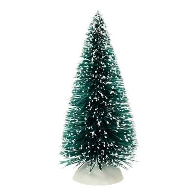 Декоративна елха, 6x12 cm, полиестер