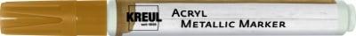 Маркер за декорация Acrilic Metallic, 2-4 mm, злато