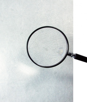 Хартия прозрачна паяжина, 42 g/m2, А4, 1л, бяла