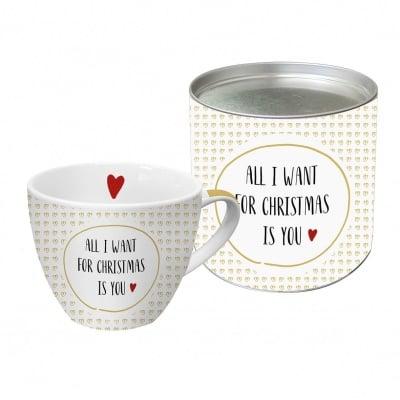 Порцеланова чаша, Want for Christmas