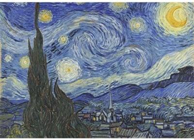 Пъзел художествен WENTWORTH, The Starry Night, 40 части