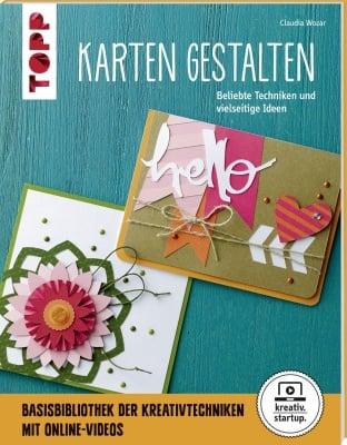 Книга на немски език TOPP, KARTEN GESTALTEN, 64 стр.