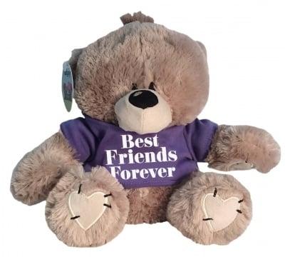 Плюшено мече - 20 cm, Best friends