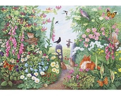 Пъзел художествен WENTWORTH, Summer Hedgerow, 40 части