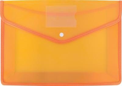 Папка тип чанта с визитка, А4