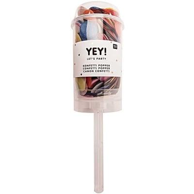 Парти конфети, Rico Design, 8 g, разноцветни