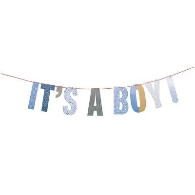 IT'S A BOY - гирлянд 3 m