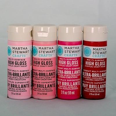 Акрилни бои Martha Stewart, 59 ml, гланц