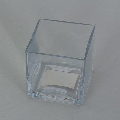 Аквариум, 8 x 8 x 8 cm, ръчна изработка