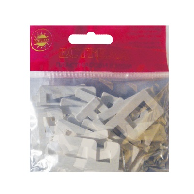 Комплект Букви, пластмасови