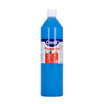 Боички за рисуване с ръце CREALL, 750 ml, синя