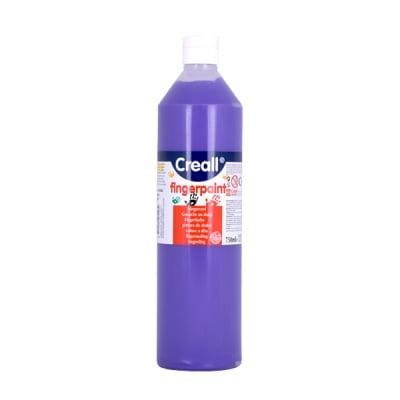 Боички за рисуване с ръце CREALL, 750 ml, виолетова