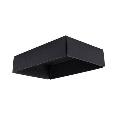 Капак за кутия, 170 х 110 х 60 mm, 350g/m2, Graphite